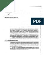 Análisis de Sistemas de Potencia - Grainger y Stevenson Capitulo 2.. Transformadores.pdf
