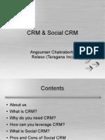 CRM & Social CRM