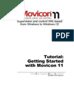Movicon11.4 Tutorial