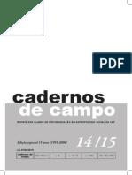 Cadernos de Campo (Marcio, Eduardo, Latour)