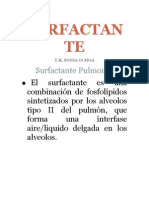 Surfactant e