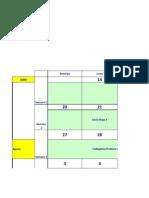 Calendario Fundamentos de Investigación 2014-2 Bloque 1