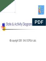 State Activity Diagram