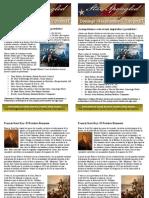 SSS Bulletin Insert 8-22 Spanish
