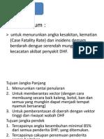 Tujuan p3m