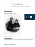 A Short Life of Abraham LincolnCondensed from Nicolay & Hay's Abraham Lincoln