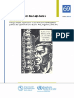 OPS. Spinelli. La salud de los trabajadores de la salud..pdf