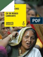 Defender Los Derechos Humanos en Un Mundo Cambiante