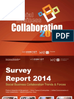 Social Business Collaboration Survey Report