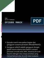 Episode Manik