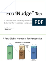 Eco Nudge Tap