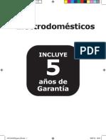 Electrdomesticos Guarant FY13 ES