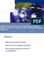 Fema Ttx Hurricane Final