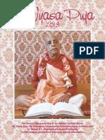 Vyasapuja Book 2013