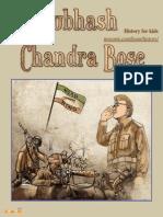 Subhash Chandra Bose - Freedom Fighter - History – Mocomi.com