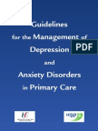 Anxiety GP Guide