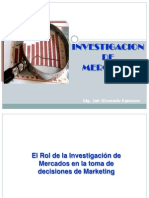 1.Investigacion de Mercados