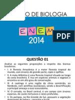 Apresentação - Revisão de Biologia