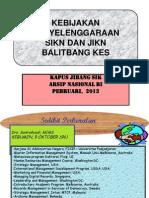 Sistem Kearsipan Nasional ANRI