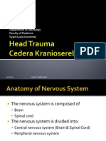 Cedera Kranioserebral