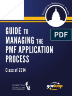 New PMF Guide 2013