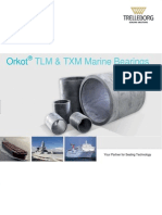 TLM & TXM Marine Characteristics