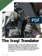 The Iraqi Translator
