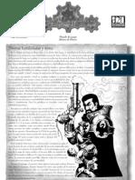 d&d 3ed - Reinos de Hierro - Armas de Fuego
