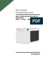 TRANE Condensor Data SS-PRC003-E4_raul