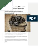 A Ciência Das Grandes Ideias