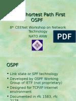 Open Shortest Path First OSPF