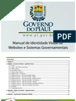 Manual de Identidade Visual Dos Website Governamentais - Apresentação