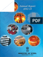 Steel industry 2013 report