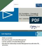 03 Incident Management