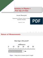 Physics Laboratory