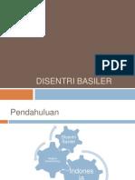 Disentri Basiler