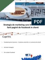 Prezentare Facebook CreativeIdeas Final