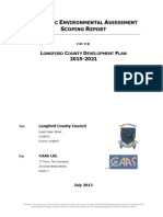 Final SEA Scoping Report_overlay Env Sensitivities