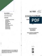73789153 Economia e a Sociedade Max Weber
