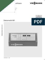 Instructiuni utilizare  DEKAMATIK M1.PDF