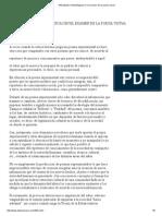 Dificultades Metodológicas en El Examen de La Poesia Visual CLEMENTE PADIN