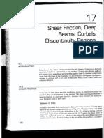 Shear Friction Info.
