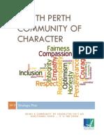 np community of character strategic plan