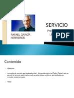 Servicio Padre Rafael