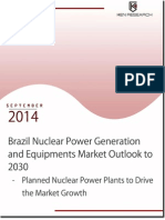 Trends and Developments Nuclear Power Brazil