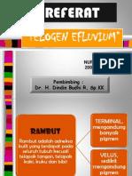 referat Telogen Efluvium.pptx