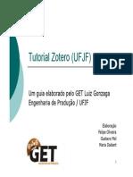 Tutorial Zotero UFJF