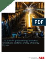 Trends in Global Energy Efficiency 2013