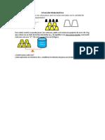 Ficha de Ecuaciones -Balanza