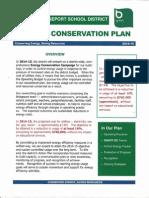 Bridgeport School Conservation Plan